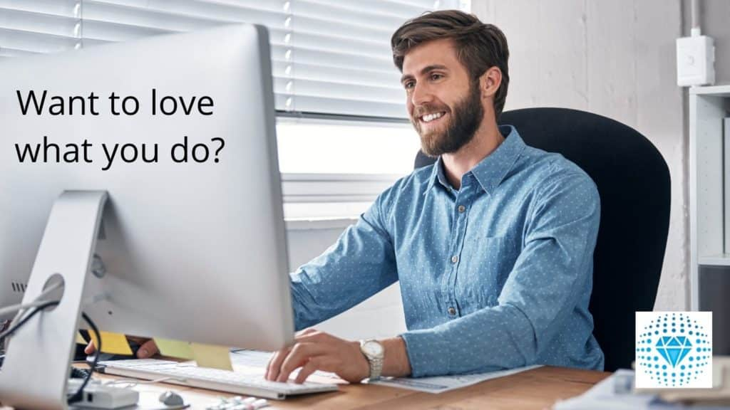 love what you do success