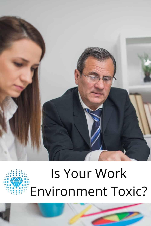 work environment toxic