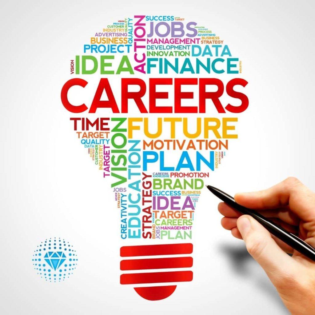 career success lightbulb plan