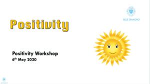 Positivity workshop